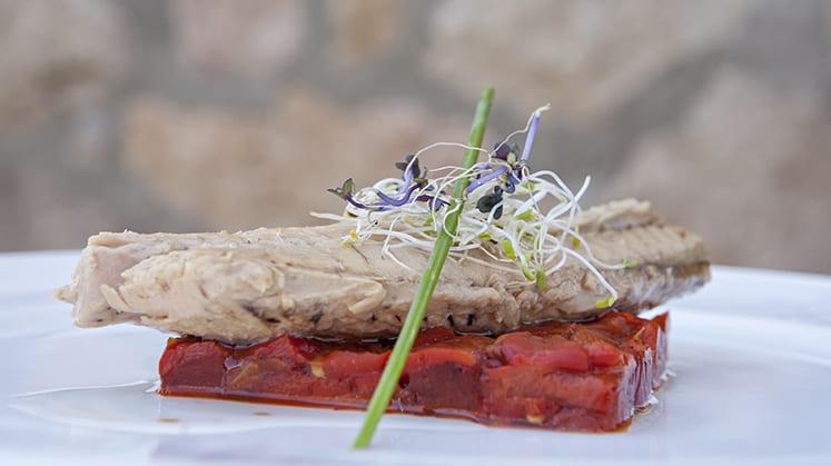 Die Makrele enthält viel Omega-3-Fettsäuren