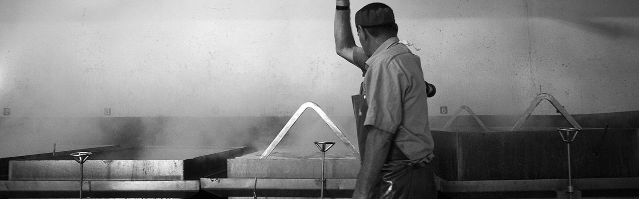 Fisch einkochen Conservera de Tarifa
