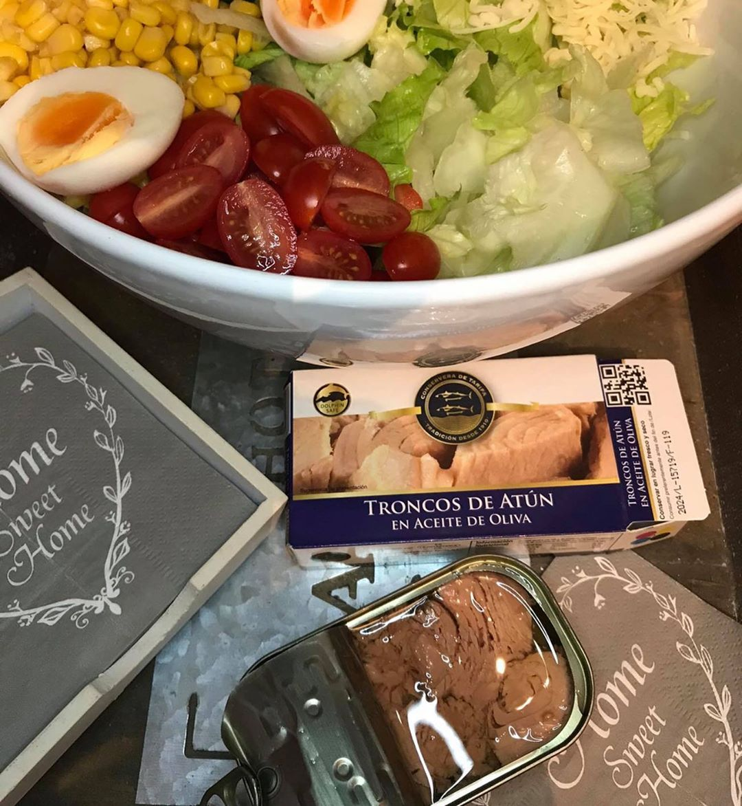 Fischkonserven Test Claudias Test Stube Thunfischsalat