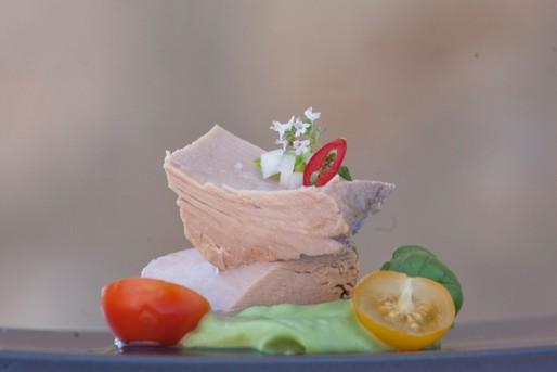 Höchste Qualität Thunfischfilet in Olivenöl