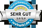 WebWiki Bewertungen zu tarifafisch.de